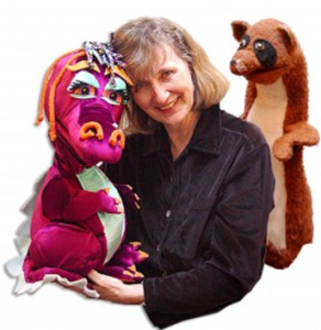 Imagining Dragons Puppet Show